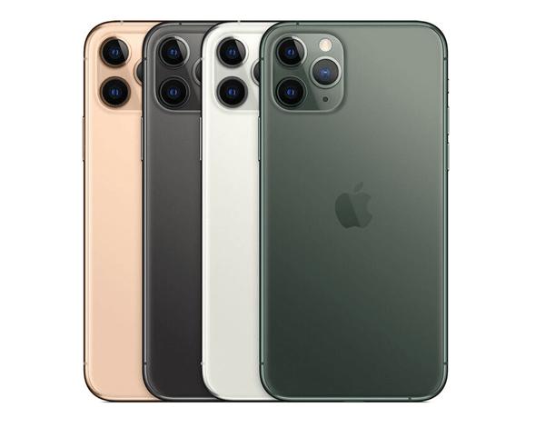 iphone 11 pro max co bao nhieu mau