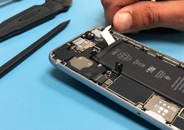 Lưu ý sau khi thay pin iPhone