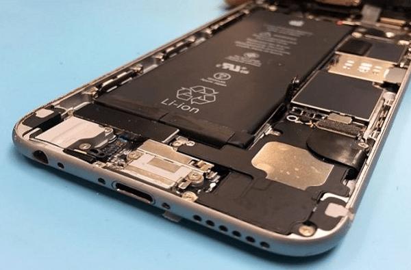 Một số lưu ý sau khi thay pin iPhone dành cho iFan