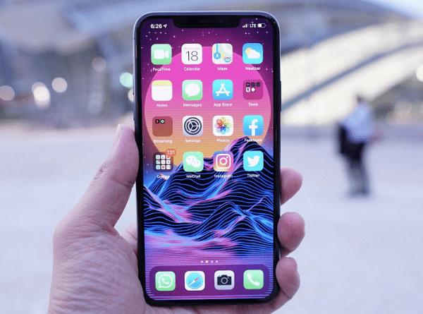 tinh trang iphone 11 pro max hao pin nhanh