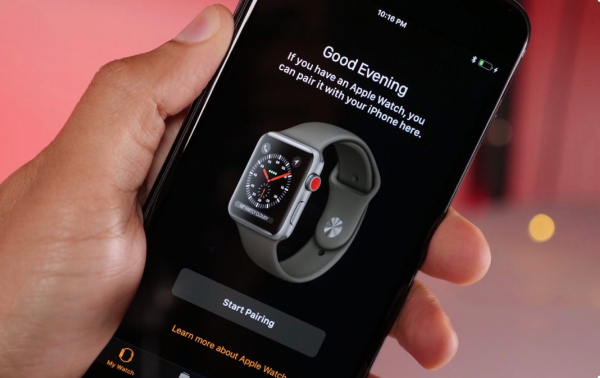 xu ly apple watch khong ket noi duoc voi iphone