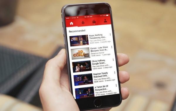 khac phuc iphone bi mat tieng khi xem youtube