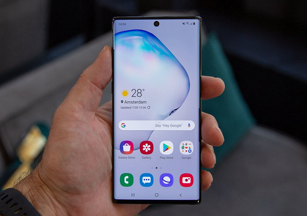 ung dung cho samsung note 10 plus