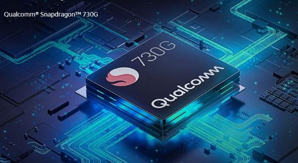 xiaomi mi note 10 lite su dung chip Snapdragon 730G