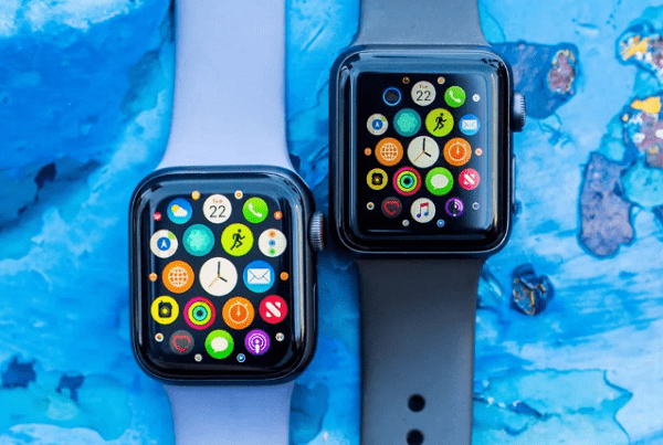 apple watch bi phong to man hinh khac phuc the nao