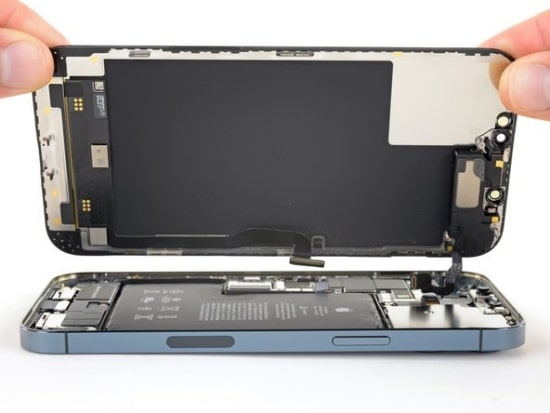 Thay màn hình iPhone 12 Pro Max giá bao nhiêu?
