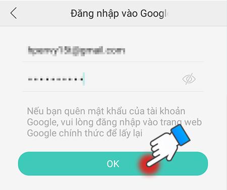 Bạn có thể mở khóa điện thoại khi quên mật khẩu Google
