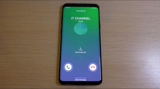 Samsung S9 bị vọng tiếng