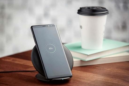 Đâu là các dòng Samsung hỗ trợ sạc không dây?