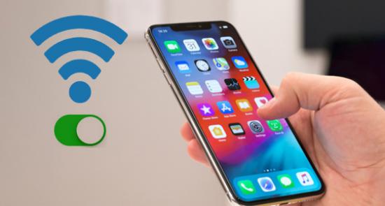 iPhone hiển thị Wifi nhưng không kết nối được