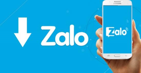 Tải lại Zalo
